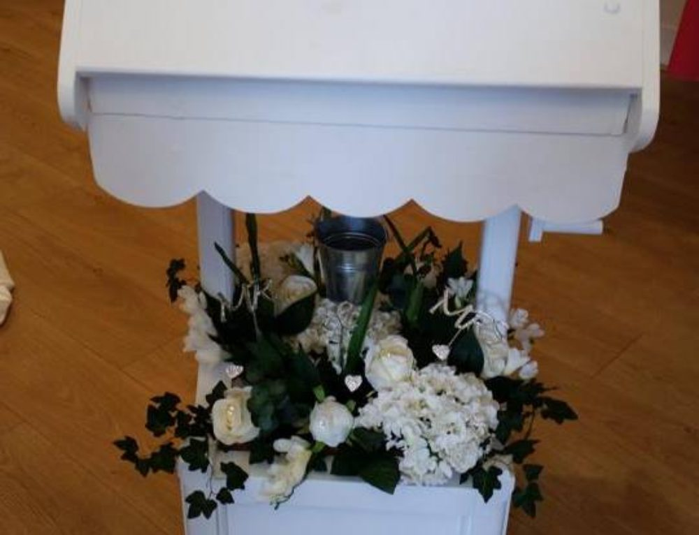 Security of Your Wedding Gifts…
