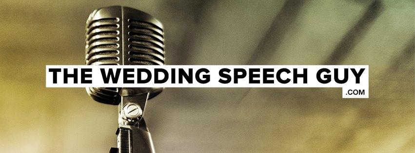 The Wedding Speech Guy