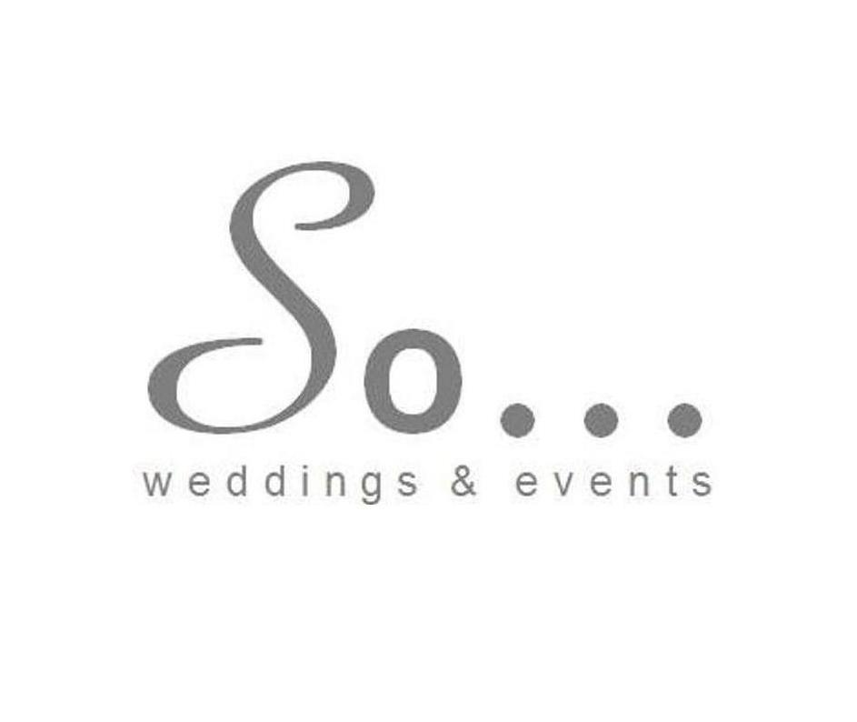 So Weddings and Events