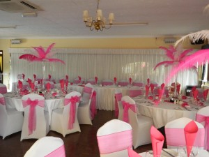 Lacey's Events Venue Styling