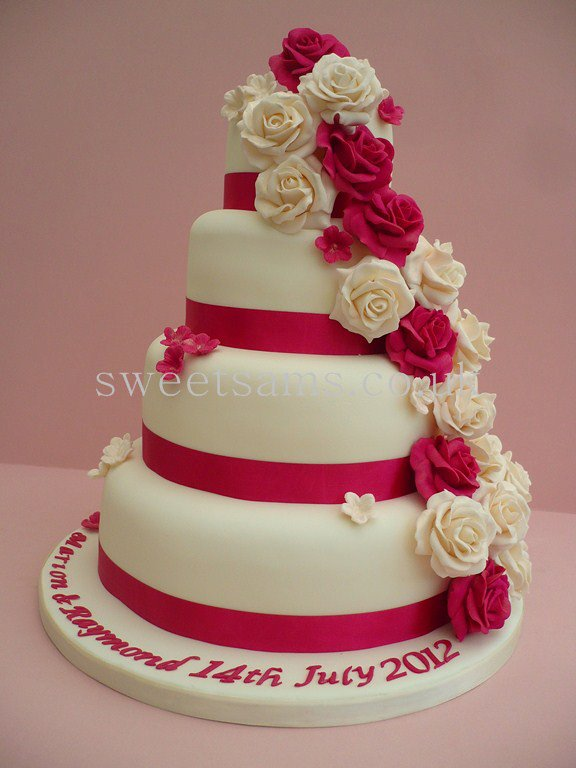 Wedding Cakes Colchester