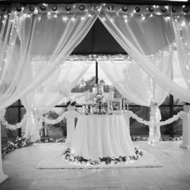Mimosa Wedding Decoration Hires