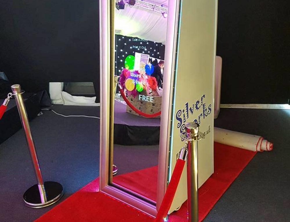 Photobooth Hire, Essex by Silver Sparks