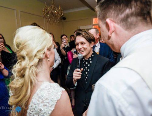 Mark Owen Surprises Bride's Wedding Day!