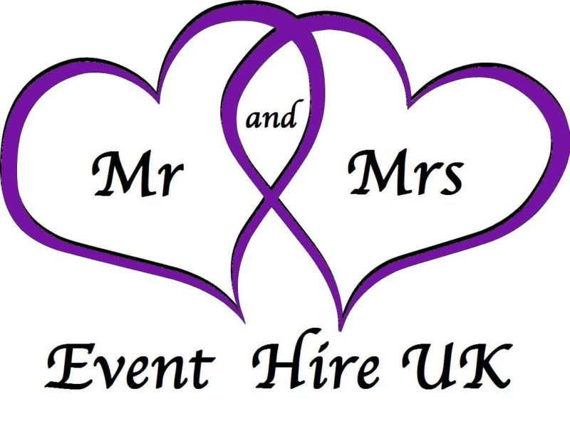 Mr and Mrs Event Hire UK