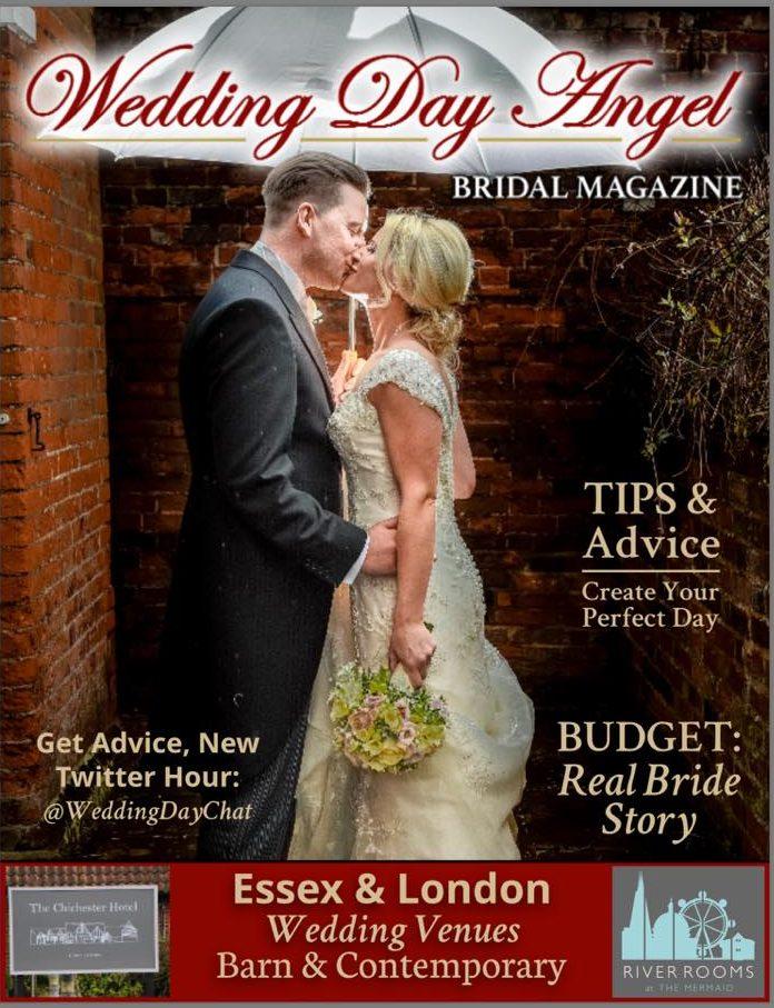 Wedding Day Angel Newsletter