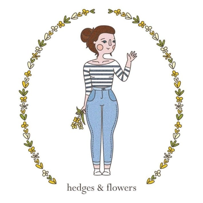 Hedges and Flowers