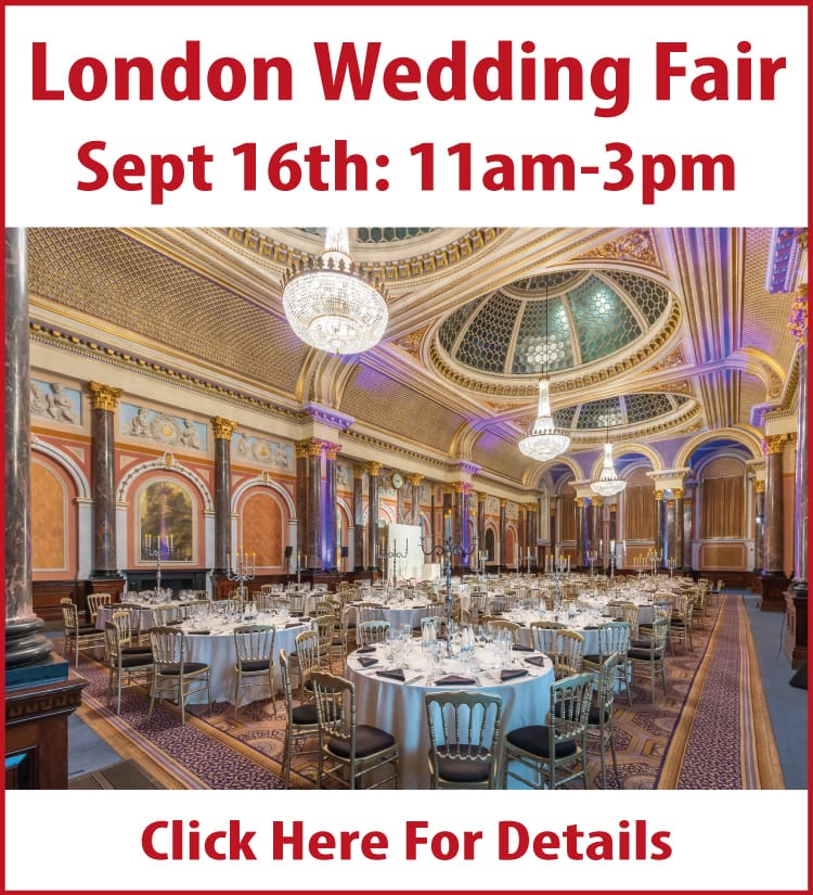 London Wedding Fair