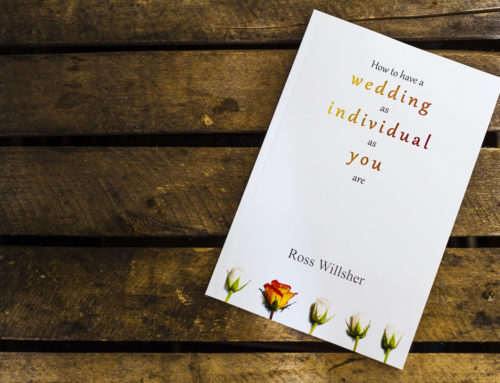 A Wedding Planning Book With Added Humour