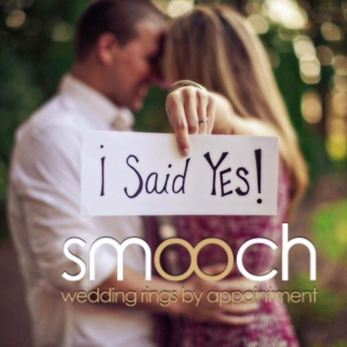 Smooch Wedding Rings – Kent
