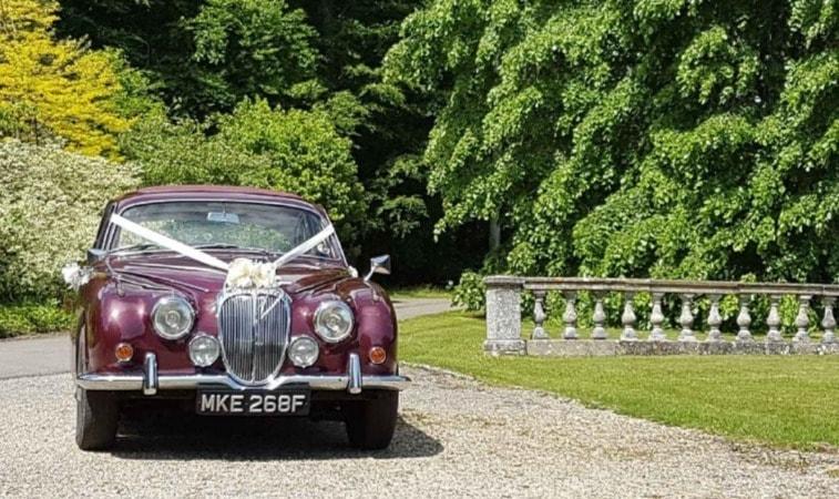 Simply Memorable Wedding Car Hire - Wedding Day Angel