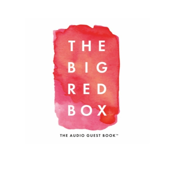 The Big Red Box – The Audio Guest Book