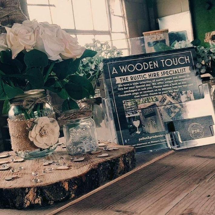 A Wooden Touch