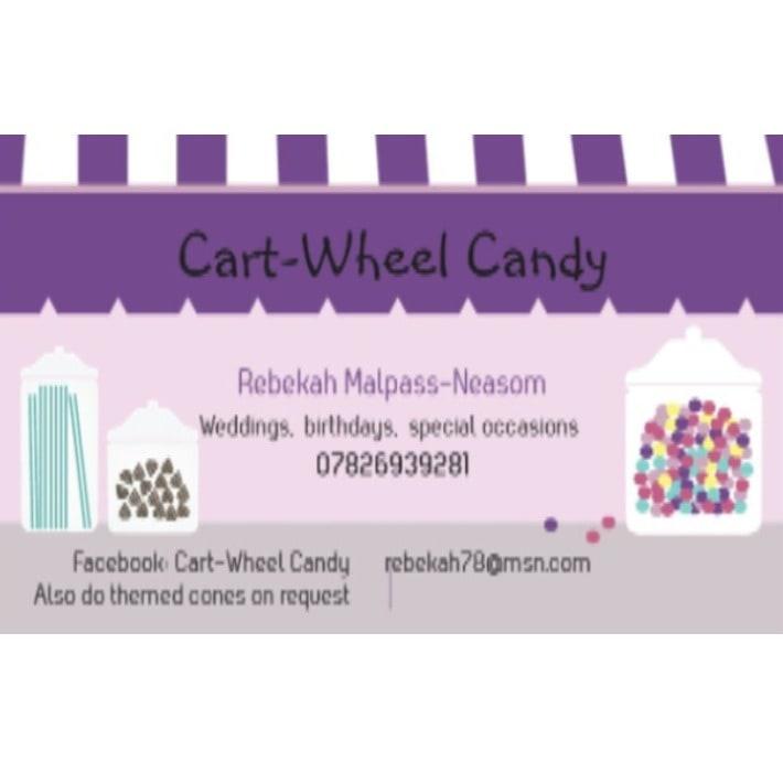 Cart-Wheel Candy