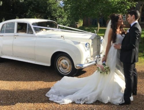Introducing Elegance Wedding Cars….