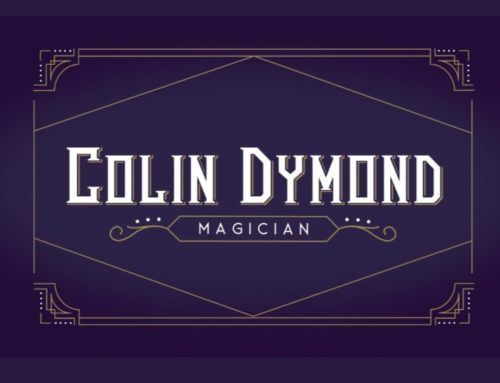 Meet Colin Dymond – Magician in Gloucestershire