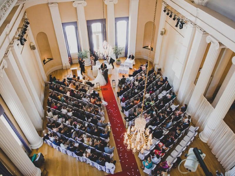 Cheltenham Ceremony