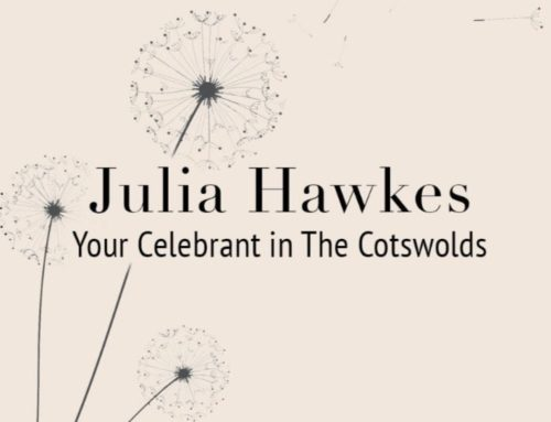 Meet Julia Hawkes – Celebrant in Gloucestershire
