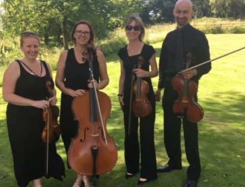 Meet Capriccio String Quartet – Musicians in Worcestershire
