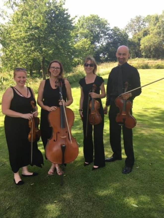 Musicians in Worcestershire