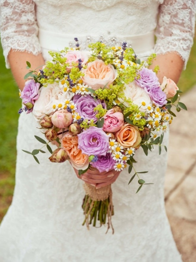 Wedding Flowers in Worcestershire