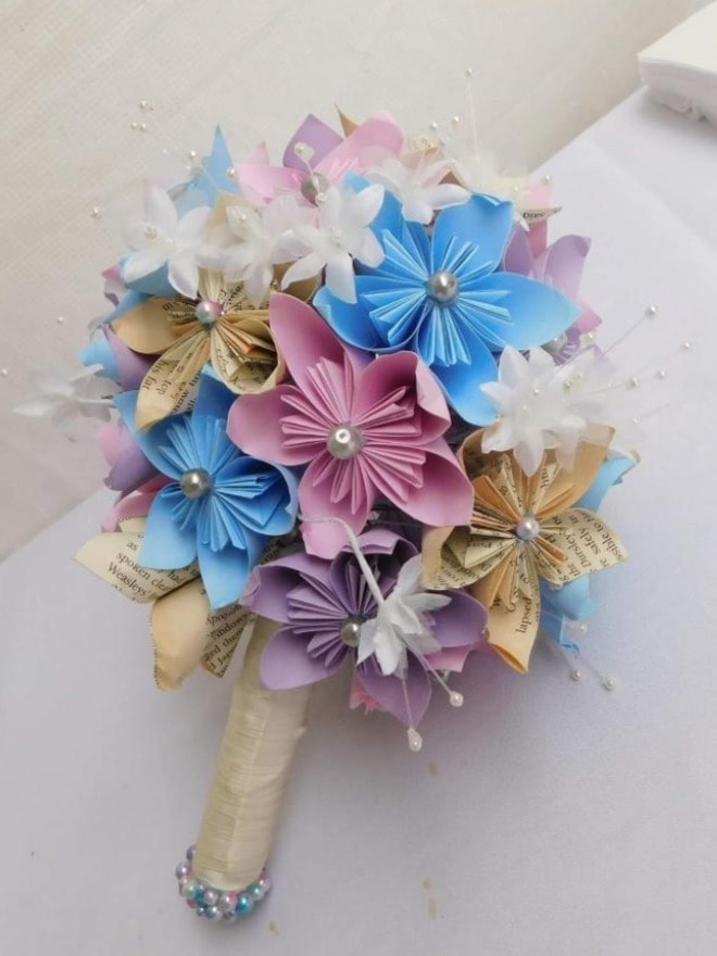 Origami Wedding Gifts in South Wales