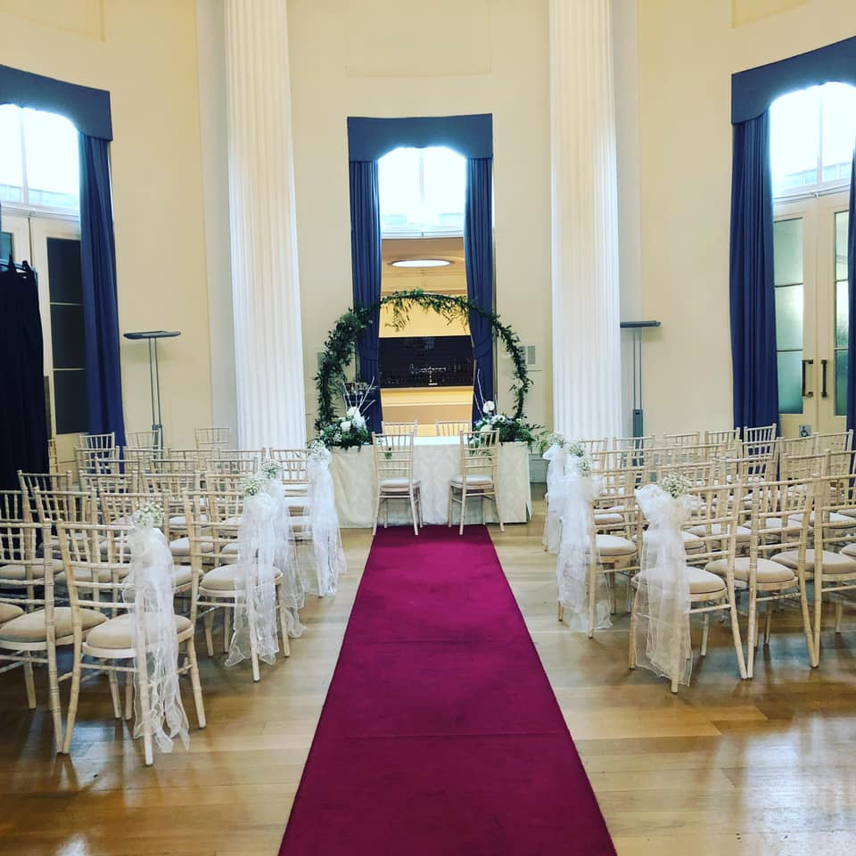 Wedding Furniture in Gloucestershire
