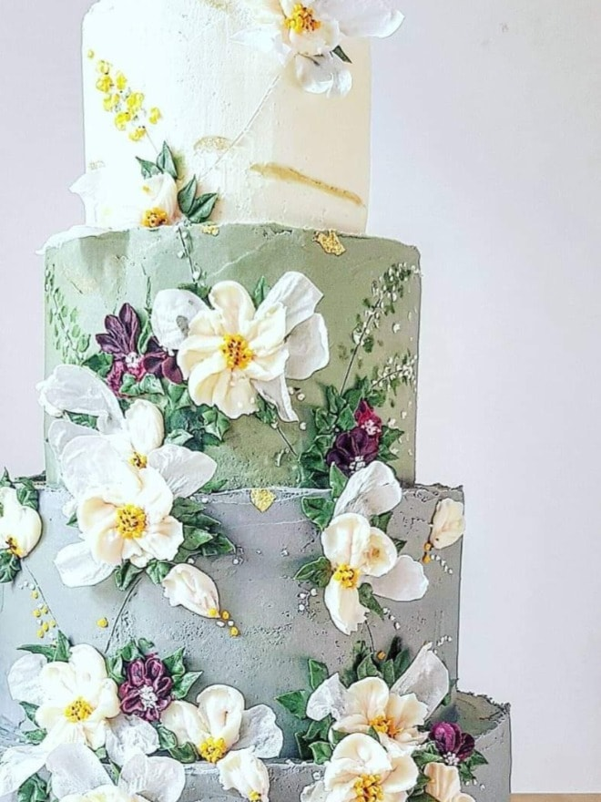 Wedding Cakes in South Wales