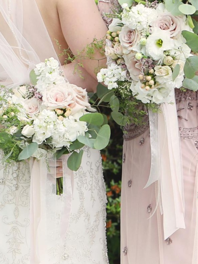Wedding Florist in Worcestershire