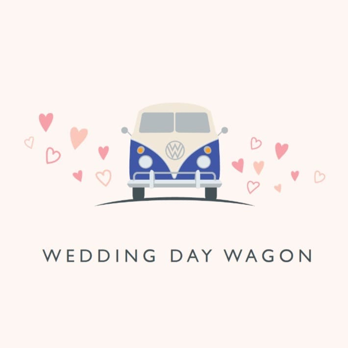 Wedding Day Wagon