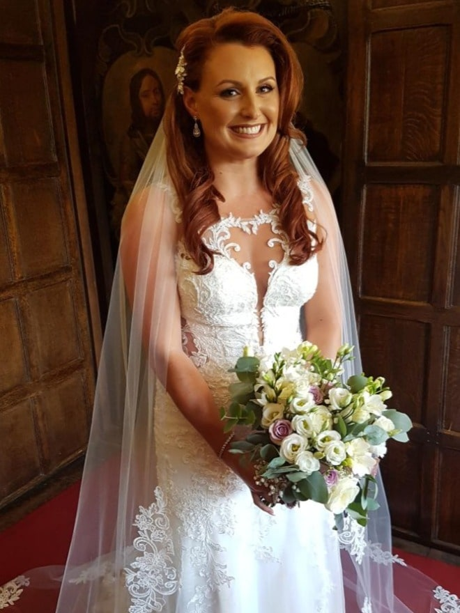 Wedding Hair in Wiltshire