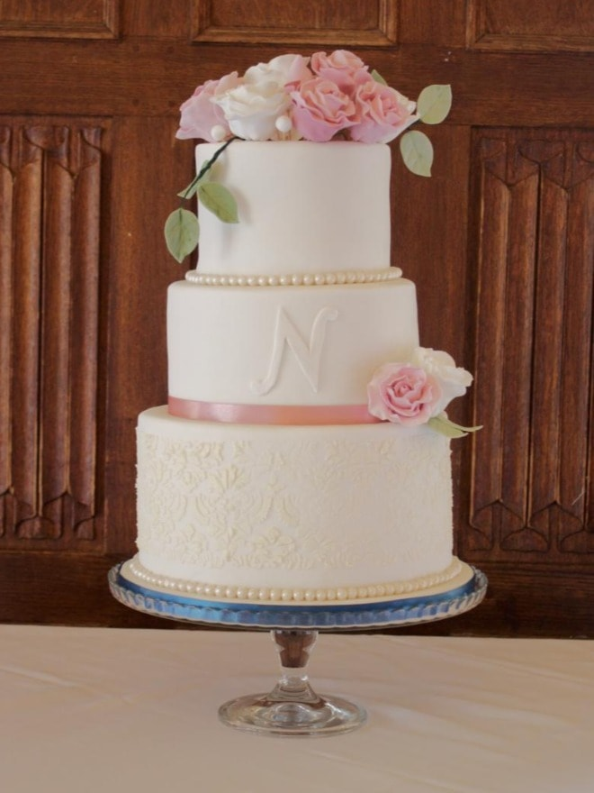 Wedding Cakes in Worcestershire