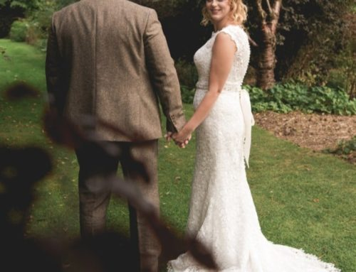 Wedding Styled Shoot, Goltho Gardens, Lincolnshire