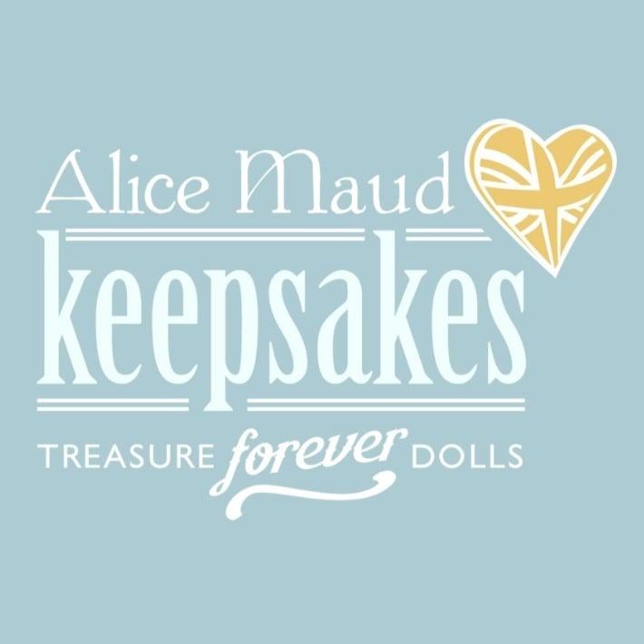 Alice Maud Keepsake Dolls