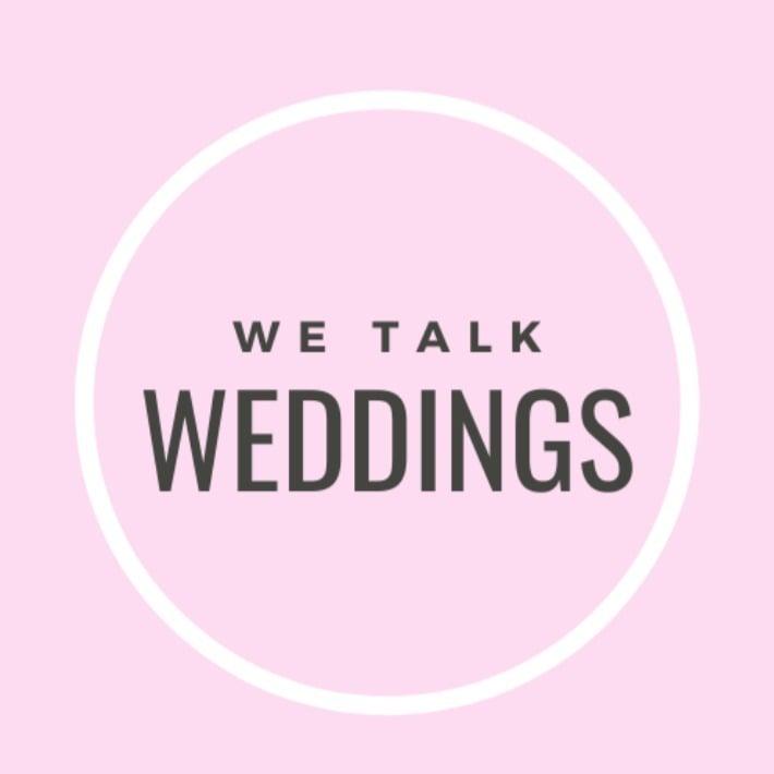 We Talk Weddings