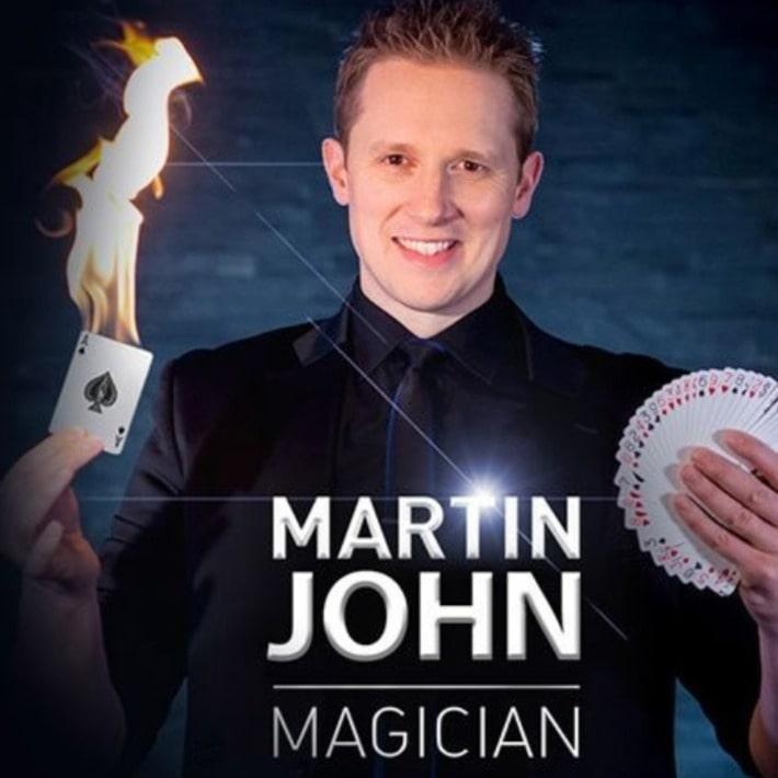 Martin John London Magician