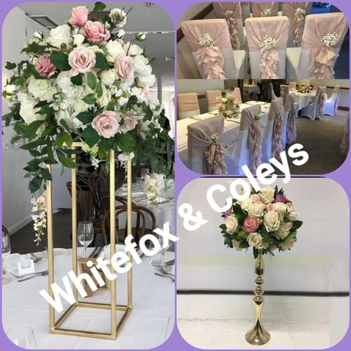 Whitefox and Coleys Yorkshire Wedding and Events