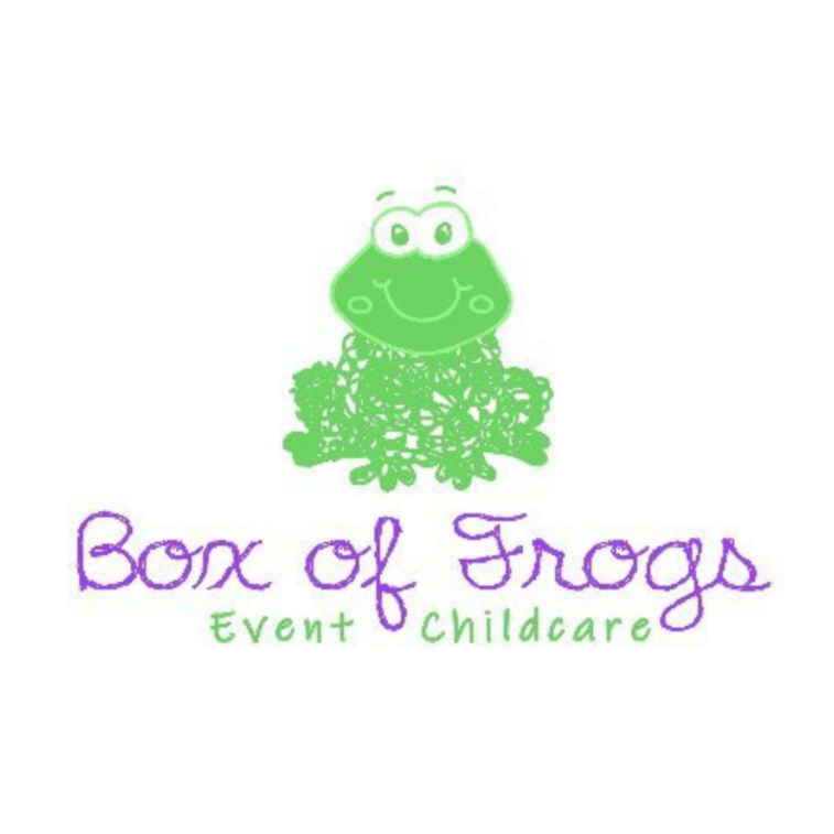 Box of Frogs Wedding Childcare