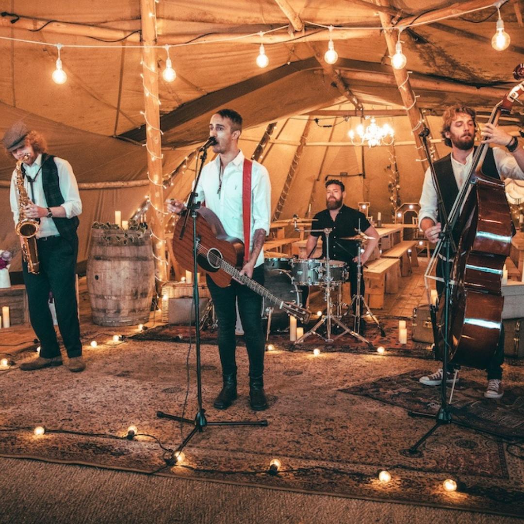 The Hustle | Wedding Band & Function Band