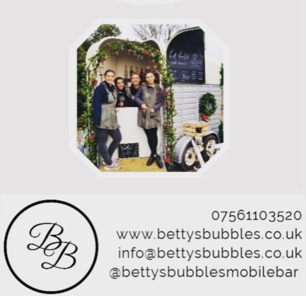 Betty's Bubbles Ltd
